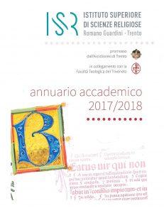 Accedi all'Annuario ISSR 2017-2018
