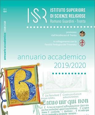 Unitn Calendario Accademico.Issr Romano Guardini Chiesa Di Trento