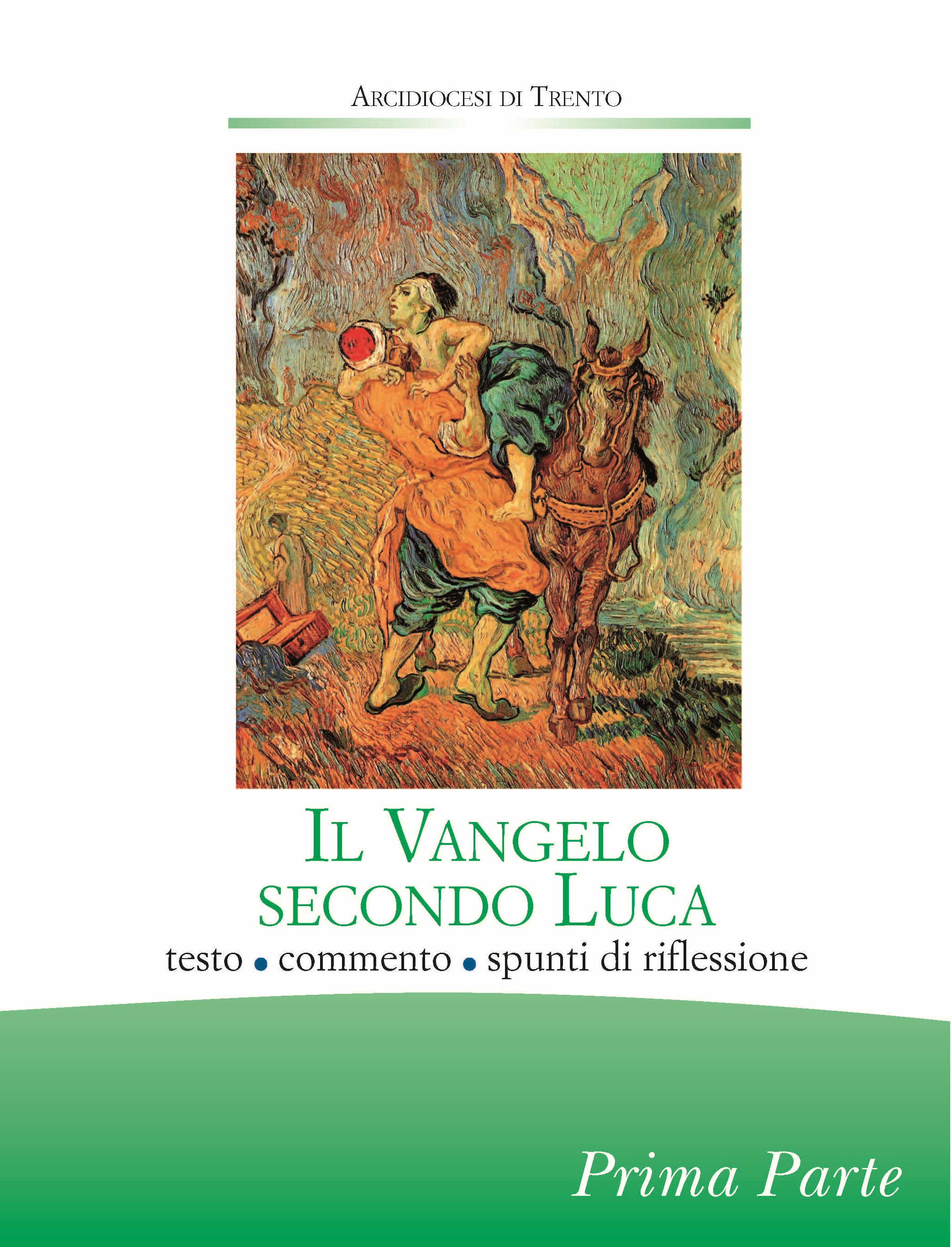 Schede Vangelo secondo Luca I parte