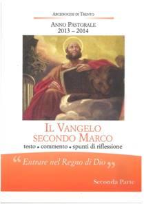 Vangelo secondo Marco schede - II parte