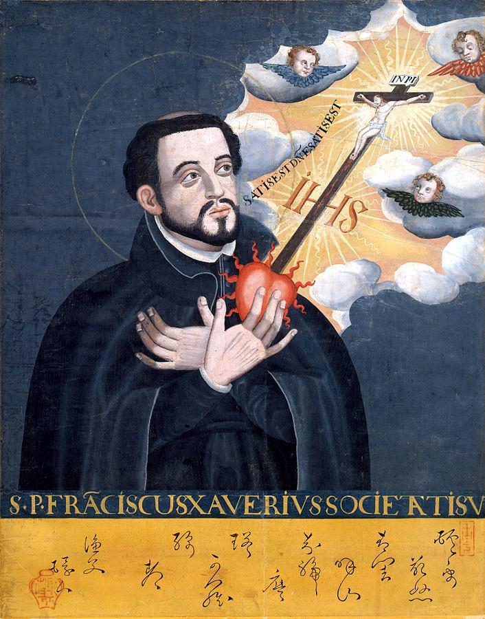 Franciscus de Xabier