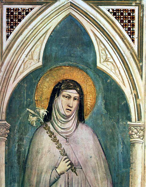 Santa Chiara (Giotto)