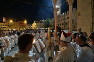 Settimana Santa e Pasqua 2021: le dirette streaming dalla Cattedrale di Trento