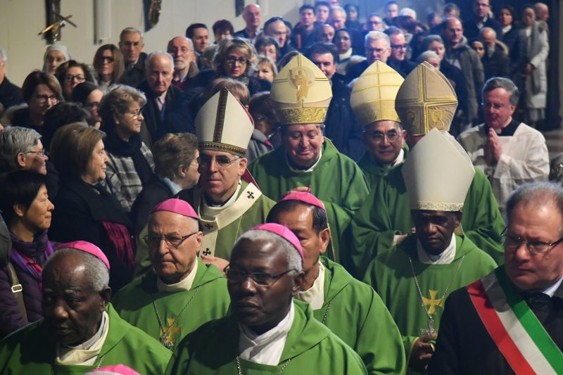 cattedrale di trento 9 febbraio 2020 - s Messa nel centenario di Chiara Lubich