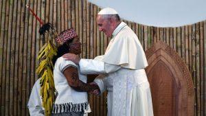 papa amazzonia (da Vatican News)