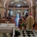 Messa arcivescovo Lauro Vermiglio 7 giugno 2020