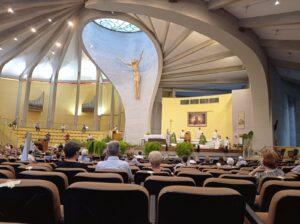 La chiesa di san Giuseppe a Riva del Garda