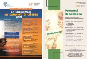 """""""Coscienza"""" e """"bellezza"""": due percorsi della Scuola Diocesana di Formazione Teologica"""